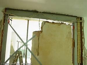 Durchbruch Tragende Wand Genehmigung : tragende wand entfernen ersetzen einer tragenden wand durch einen tragenden balken mastodoccom ~ Frokenaadalensverden.com Haus und Dekorationen