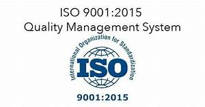 Iso 9001 2015 Quality Management System Fundamentals