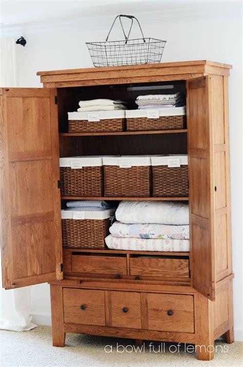 Linen Closet Baskets by Linen Closet Organization Baskets Are From Target