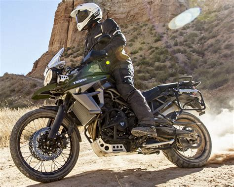 Tiger 800 Image by Triumph India Launches Tiger 800 Xca In India Details Inside