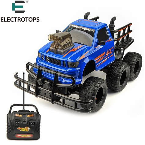 E T Original Rc Car 110 Scale Rc Vehicles Rtr Monster