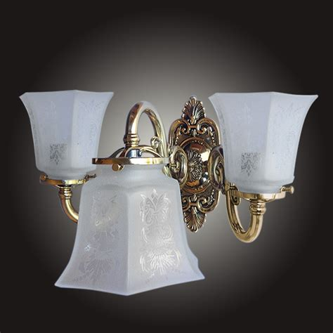 Antique Bathroom Lighting Fixtures by Custom Lighting Company The Finest Completely Custom