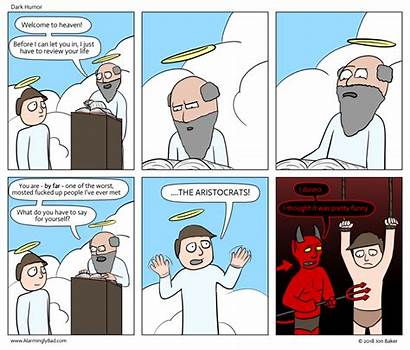 Dark Humor Joke Aristocrats Bad Fashioned Comic