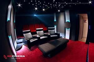 Cinema A La Maison : hocinema la salle de cin ma maison centaurus en d tail ~ Louise-bijoux.com Idées de Décoration