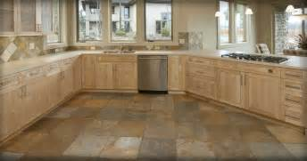 kitchen tile floor design ideas kitchen floor tile designs for a warm kitchen to traba homes
