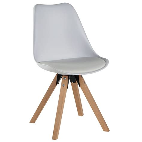 chaise coque blanche chaise coque blanche ambiance meubles