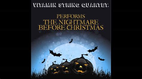 Vsq Preforms The Nightmare Before Christmas