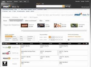 Msn Als Startseite : msn startet erstes zentrales internet tv angebot deutschlands ~ Orissabook.com Haus und Dekorationen