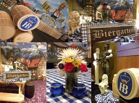 36 Best Oktoberfest Party Ideas Images On Pinterest 3 Inch Diameter Curtain Rods Blue And Cream Striped Curtains Den Cafe Rod White Cloth Shower 12 Foot For Bedroom Design Matching Rugs
