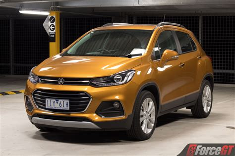 The latest to arrive are the diminutive duo, barina and trax, the latter featured here. 2017 Holden Trax LTZ Review - ForceGT.com