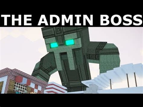 The Admin Boss Battle  Minecraft Story Mode Season 2