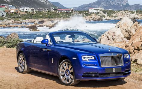 Luxurius Car : The Rolls Royce Dawn Is Now Top Gear's 2016 'luxury Car Of