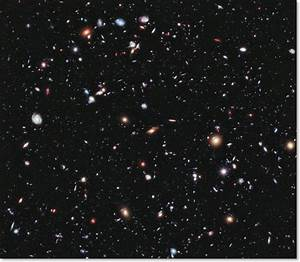 Highest Resolution Hubble Deep Field - Pics about space