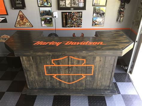 harley davidson bar  images harley davidson decor