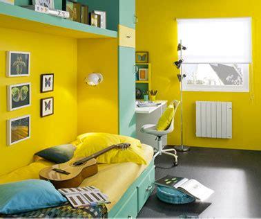 deco chambre jaune decoration pour chambre jaune visuel 4