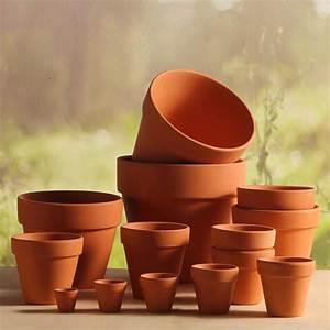 10pcs, Terracotta, Pot, Clay, Ceramic, Pottery, Planter, Cactus, Flower, Pots, Succulent, Nursery, Pots, For