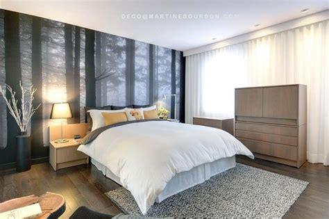 decoration dune chambre des maitres style hotel