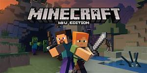 Minecraft Wii U Edition Wii U Download Software Games