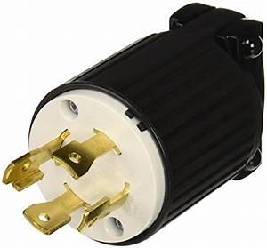 Powertronics Connections  Nema L14-30 Plug