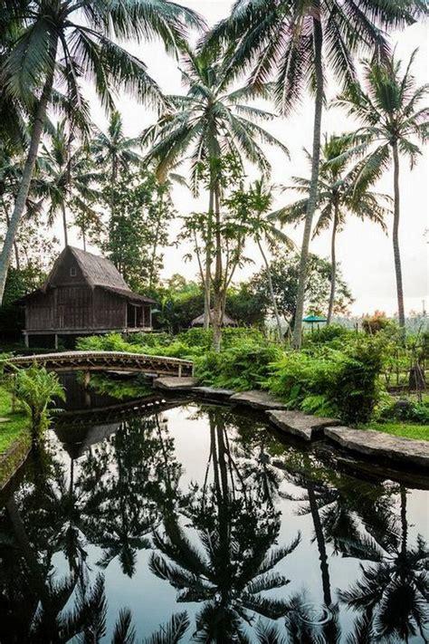 Balis Tropical Paradise Ubud Resort by Bali S Bambu Indah Resort Is A Tropical Paradise 27