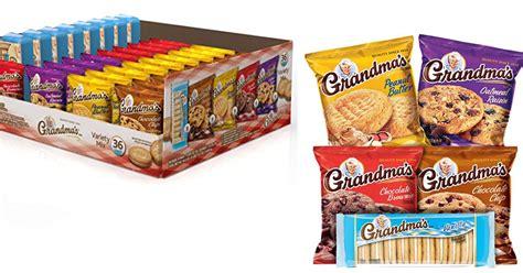 cookies pack variety grandma members