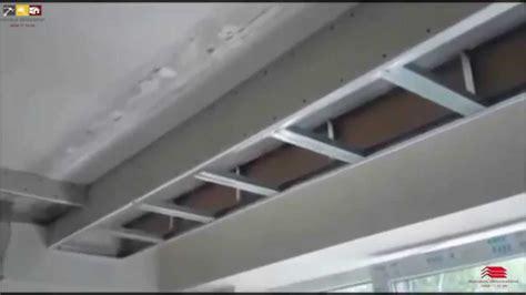 plaque deco cuisine travaux decoration faux plafond placo platre ba13
