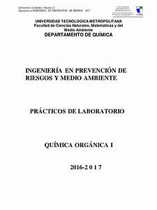 Manual Laboratorio Qo I Ipryma 2017b  1
