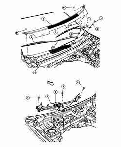 2010 Dodge Journey Arm  Front Wiper  Right  Intermittent