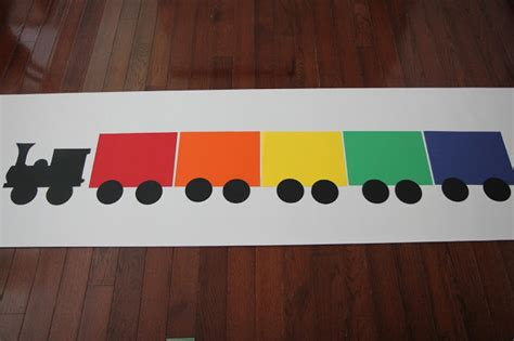toddler approved shape matching activity 217   train%2Bproject