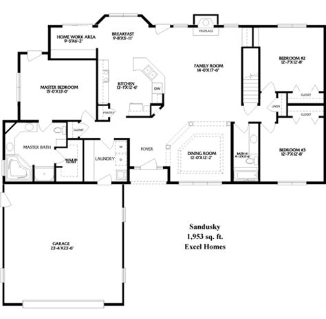 ranch floor plan ranch house floor plans galleryhip com the hippest galleries