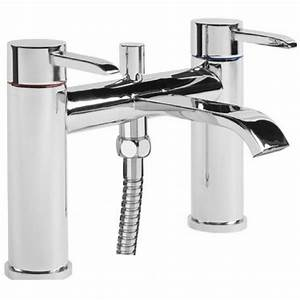 Tavistock Hype Bath Shower Mixer Tap and Handset Hype Taps Taps