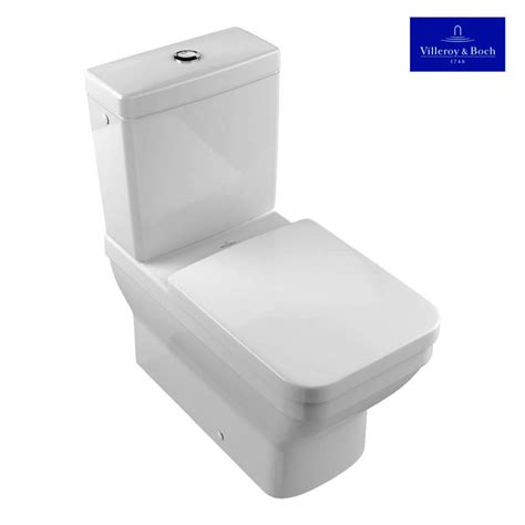 villeroy boch architectura coupled toilet uk bathrooms