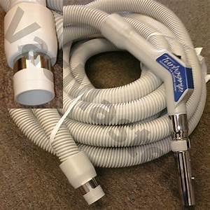 Genuine Vacuflo 30 U0026 39  Turbogrip Central Vacuum Hose