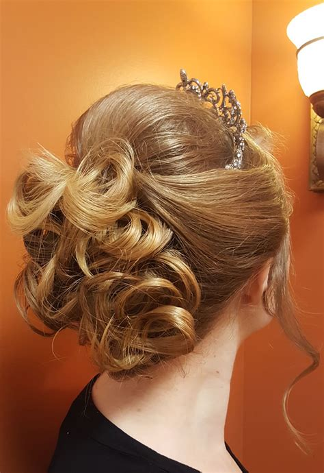 Updo Hairstyles For Balls by Hair Styles For Weddings Special Occasion Up Do Styles