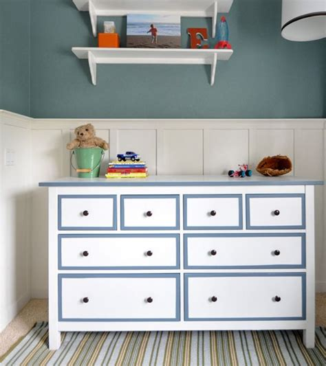 simple  stylish ikea hemnes dresser ideas