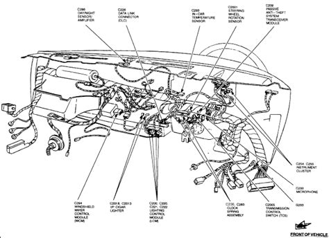 Cadillac Ct Wiring Diagram 2004 by I A 1998 Lincoln Towncar The Directional Signals And