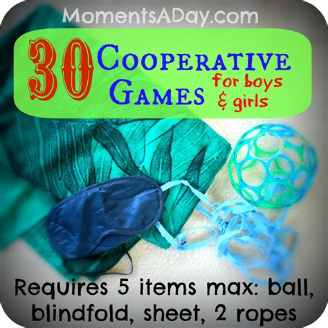 cooperative games for preschoolers 30 cooperative for preschoolers moments a day 297