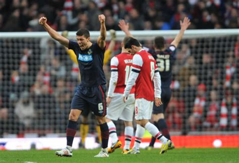 Soccer – FA Cup – Fifth Round – Arsenal v Blackburn Rovers ...