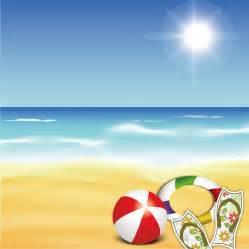 Summer Beach Clip Art Free