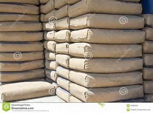 Prix Sac De Ciment Bricomarche : sacs de ciment photo stock image du lignes site poudre ~ Dailycaller-alerts.com Idées de Décoration