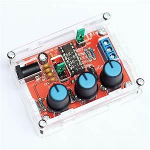 Xr2206 High Precision Function Signal Generator Diy Kit