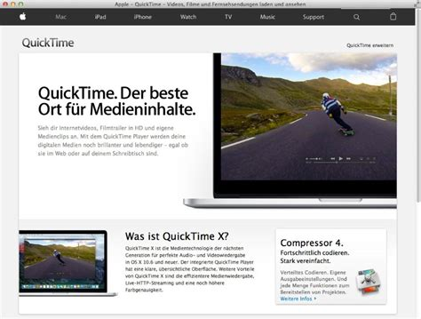 quicktime for android quicktime player for 2