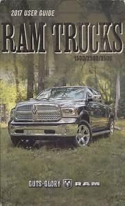 2017 Ram Pickup Truck User Guide Owner U0026 39 S Manual Package