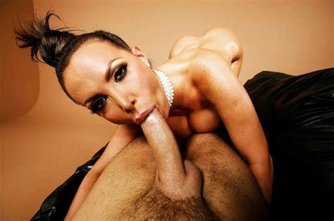Wallpaper Nikki Benz Amazing Pornstar Blowjob Brunette