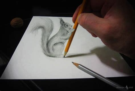 beautiful  illusion drawings xcitefunnet