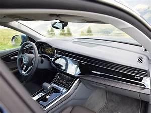 Audi Q8 Interieur : en images essai audi q8 audi q8 profil dynamique challenges ~ Medecine-chirurgie-esthetiques.com Avis de Voitures