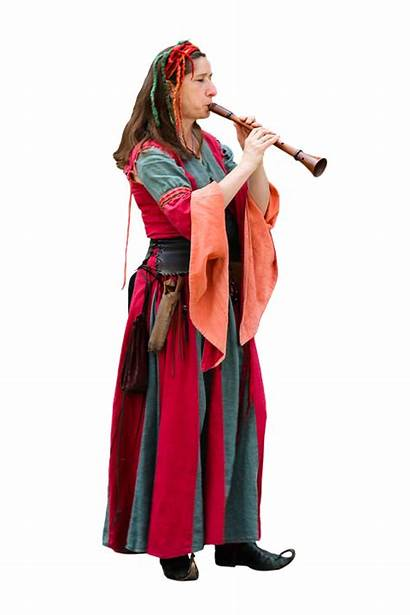 Musician Middle Ages Jester Instrument Pixabay
