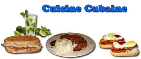 cuisine cubaine cuisine cubaine la cuisine cubaine en floride recettes