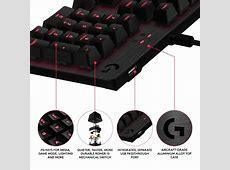 Tastatura Logitech G413 Carbon