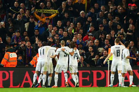 Barcelona vs. Real Madrid: Score and Reaction from 2016 El Clasico | Bleacher Report | Latest News, Videos and Highlights